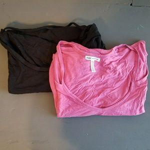 Pink Victoria's Secret T-shirt Bundle